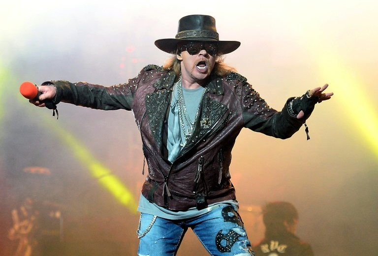 This Is What AC/DC Sound Like With Axl Rose