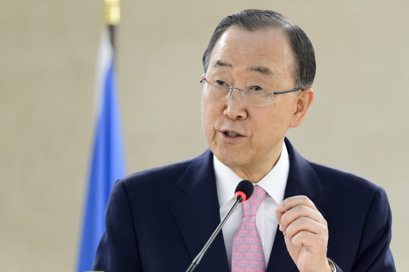 Ban Ki-moon welcomes Côte d'Ivoire's new constitution