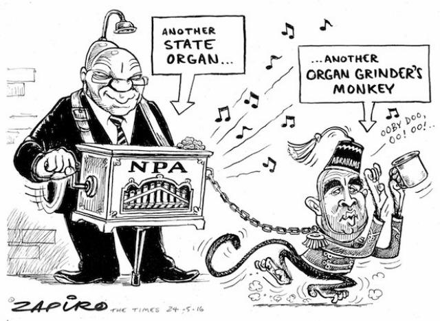 Is Zapiro A Racist The Citizen