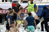 Russian Football Union official tells violent fans: keep it up!