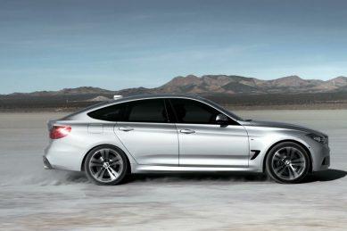 New BMW brings elegance and space