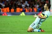 Belgium hit four past Hungary at Euro 2016