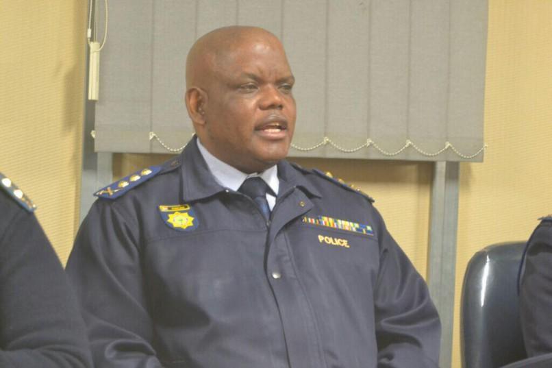 Acting national police commissioner Khomotso Phalane. Photo: SAPS