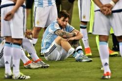 Lionel Messi retires as Chile stun Argentina in Copa America