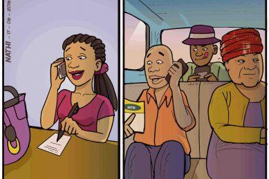That Friday Feeling: MTN taxi tax