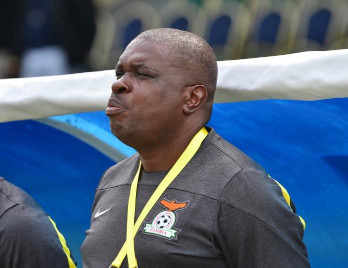 Zambia coach George Lwandamina. Photo: ©Gavin Barker/BackpagePix