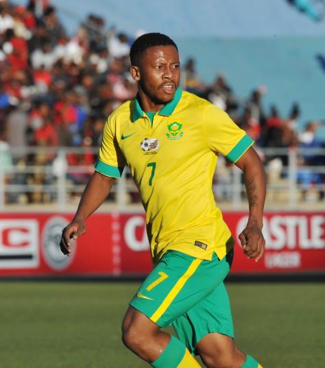 Thabiso Kutumela of South Africa (Muzi Ntombela/BackpagePix)