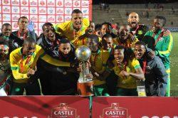 Bafana edge Botswana to clinch Cosafa Cup title
