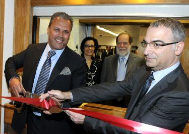 From left - Daleyot, Shine, Oppenheimer. Picture: www.idexonline.com