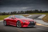 Mouths water for Lexus LC