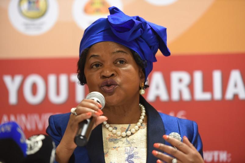 Speaker of Parliament Baleka Mbete. Picture: Refilwe Modise