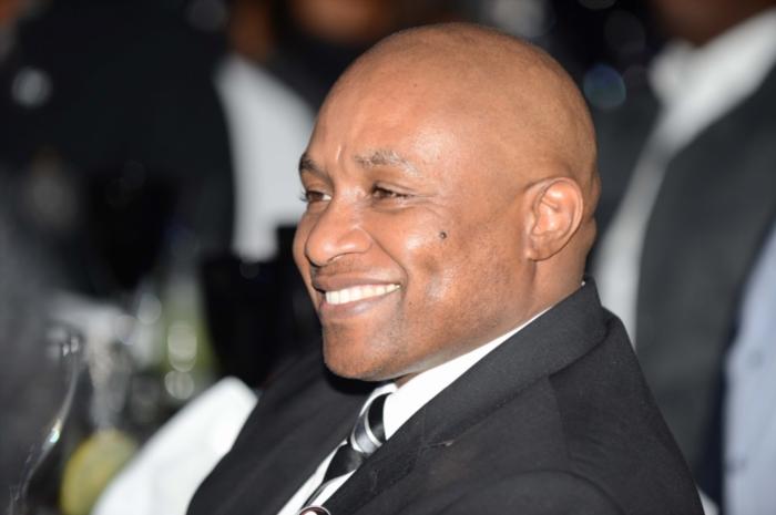 Floyd Mbele of Orlando Pirates. (Photo by Lefty Shivambu/Gallo Images)