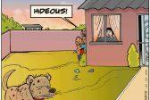 That Friday Feeling: Hyena Dog