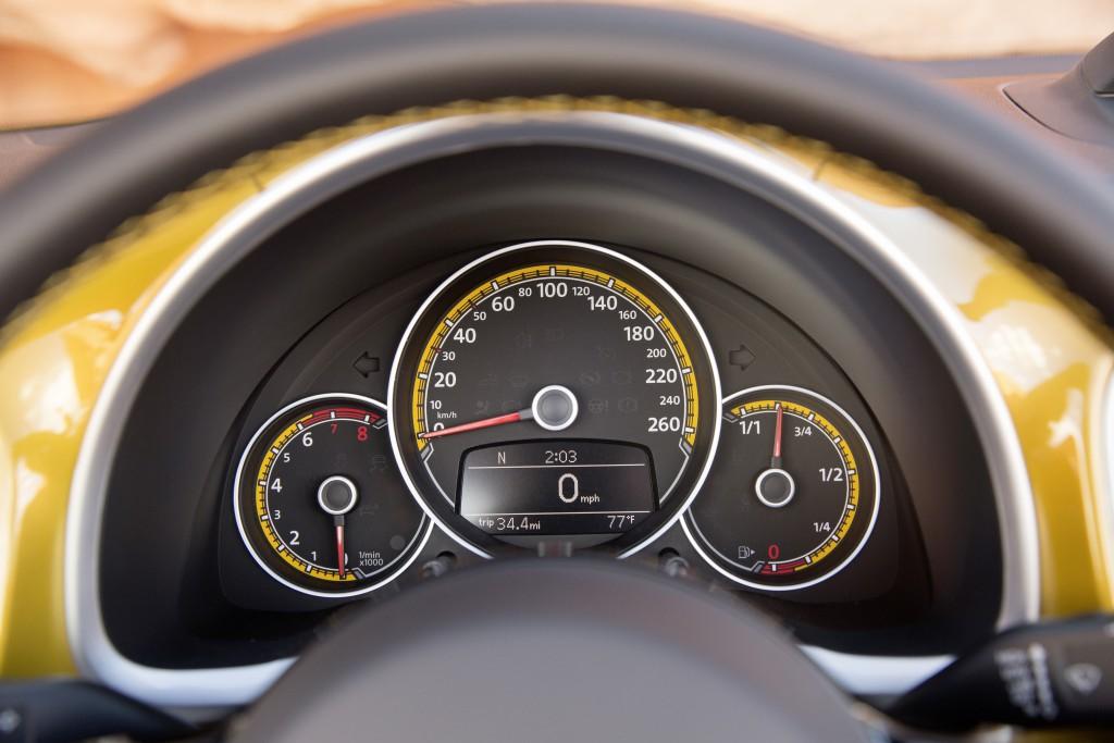 Der neue Volkswagen Beetle Dune und das neue Beetle Dune Cabriolet