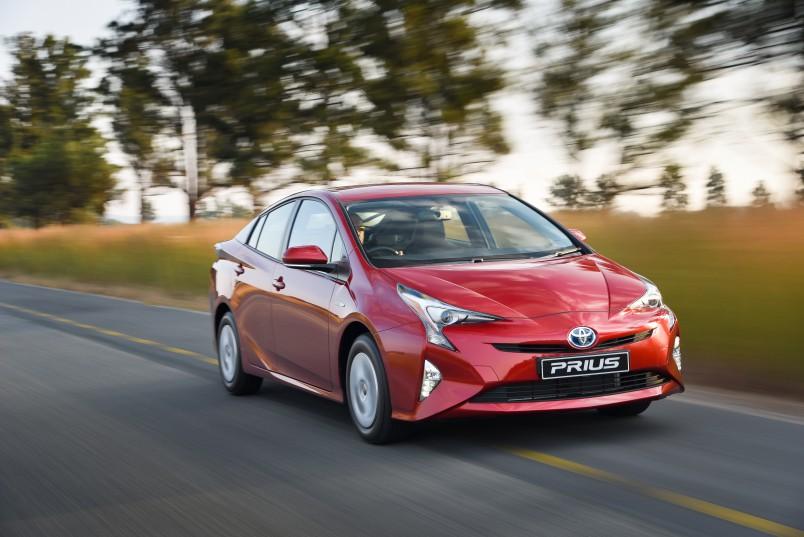 Toyota's Fourth Generation Prius