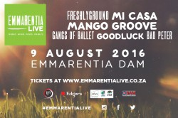 Win double tickets to Emmarentia Live!