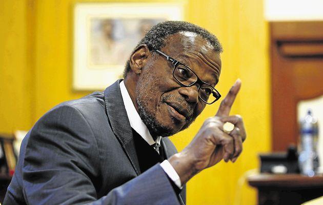 IFP leader Prince Mangosuthu Buthelezi File photo Image by: ESA ALEXANDER