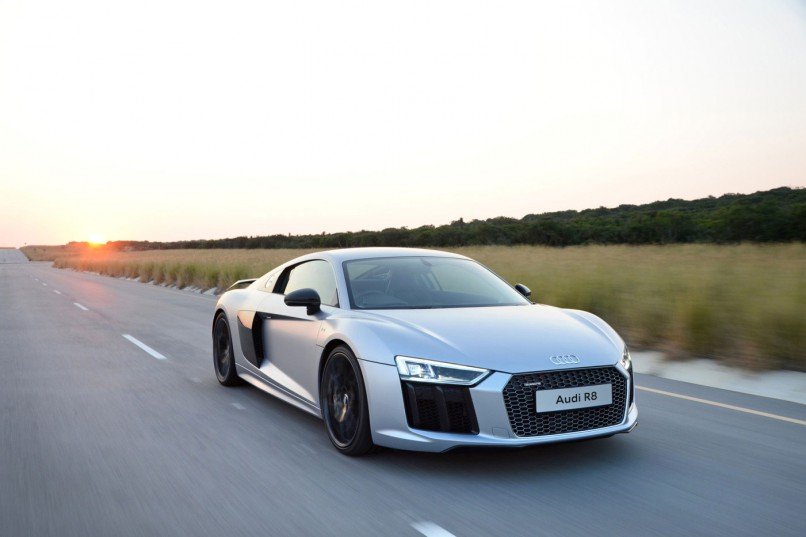 Audi R8. Picture: Supplied