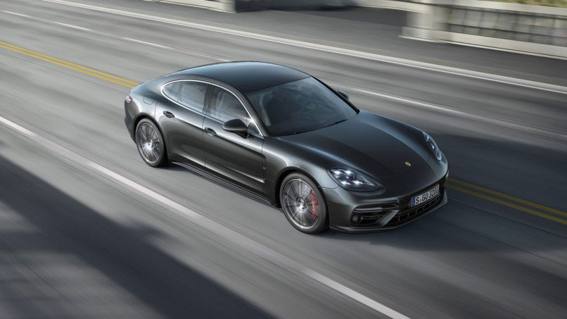 Porsche has decided that its new 4.0-liter, twin-turbo V8 motor will first be seen in the recently-unveiled, all-new Porsche Panamera.