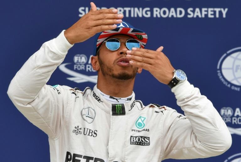 Lewis Hamilton cruises to historic F1 British Grand Prix hat-trick