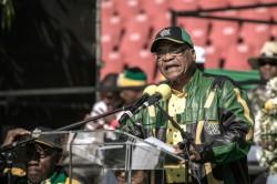 Zuma won't stop working after handing over ANC reins