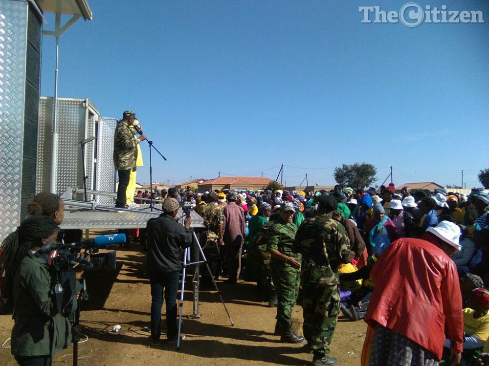 Don't vote for noisemakers – Zuma – The Citizen