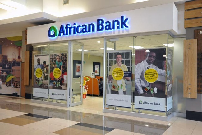 Photo: African Bank store