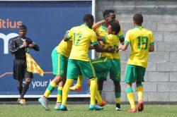 Amajimbos inch closer to Cosafa under-17 cup semis