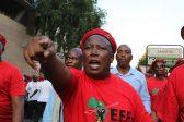 EFF blasts North West Speaker for 'electioneering'