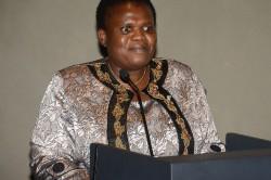 Muthambi embarks on working visit to China