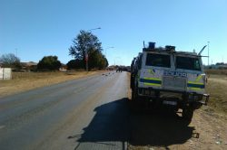 Midvaal remains a no-go area amid protest action
