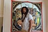 PIC: Zuma literally 'f*cks' Madiba's legacy in Mabulu's latest artwork