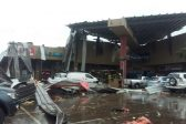 Update: 20 injured in tornado structural collapse