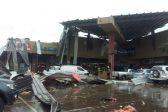 Update: 20 injured in tornado structural collapse