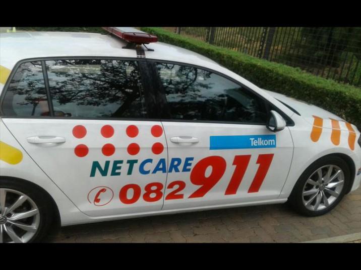 Netcare 911. Photo: Supplied