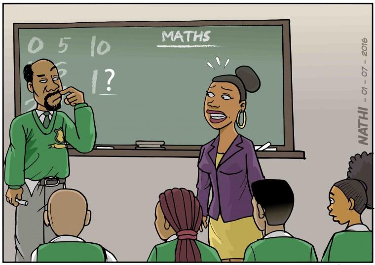 Illustration: Nathi Ngubane