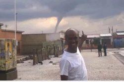Twitter + tornado = memes