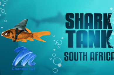 Another 'shark' for the TV tank