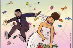 That Friday Feeling: Weddings are sweet