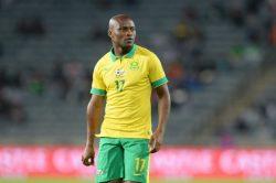 Rantie left out of Bafana Bafana squad