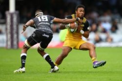 Hurricanes beat the Sharks in six-try 41–0 rout
