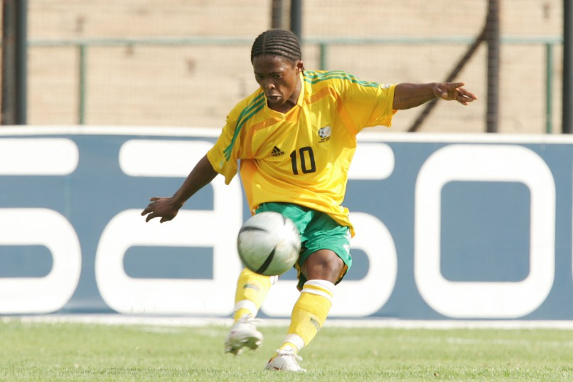 Boy Boy Mosia during the Sasol Under-23 8 Nations Tournament match between South Africa and China at Orlando Stadium. (Photo by Lefty Shivambu/ Gallo Images)