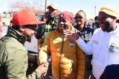 Malema heaps praise on old ANC rival Maile