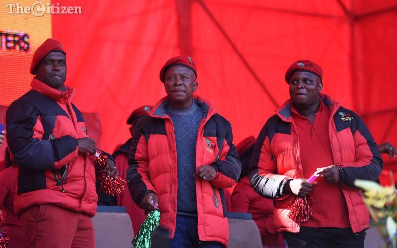 bb4d996919a29 EFF wins five wards in Rustenburg – The Citizen