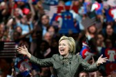 Obama steps up to bat for ex-rival Clinton