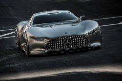 AMG to celebrate 50th birthday with R47 million hybrid car
