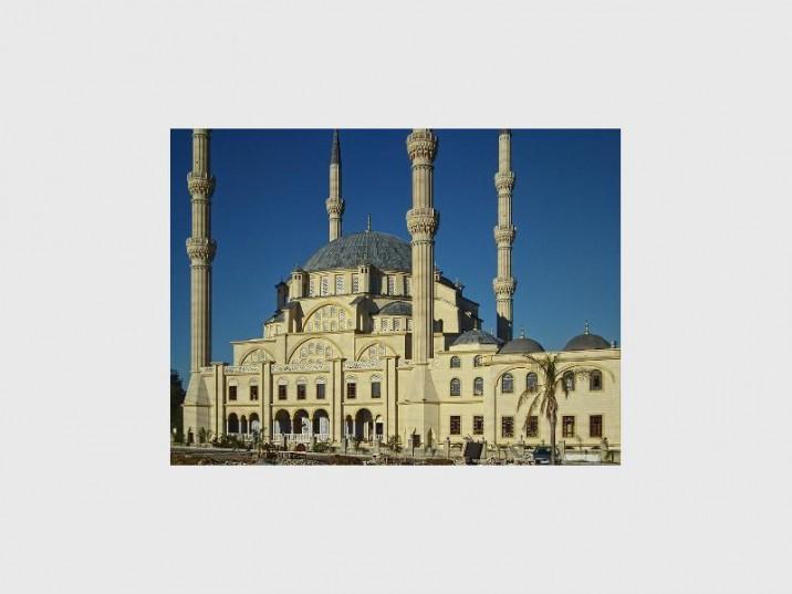 Photo: Nizimaye website The Nizamiye Turkish Masjid in Midrand.