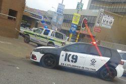 Standard Bank receives bomb threat