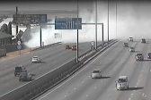 Veldfire smoke over highway leads to fatal pileup