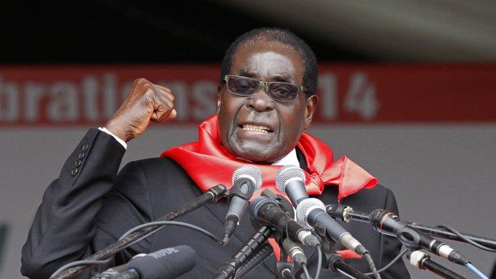Robert Mugabe. Photo: Supplied